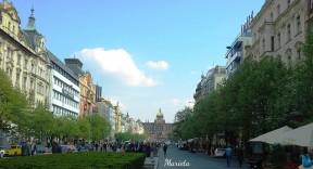Bulevar de la Plaza de Wenceslao