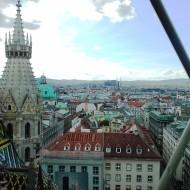 Vistas desde la Torre Sur