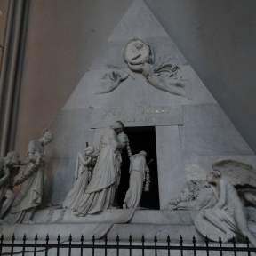 Cenotafio mortuorio de María Cristina de Austria (1798-1805) de Antonio Canova