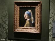 """La joven de la perla"" de Vermeer"