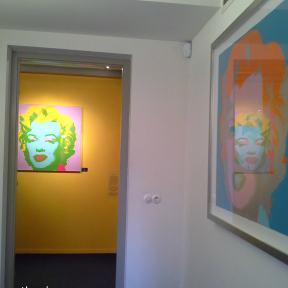 """Marilyn"" de Warhol"