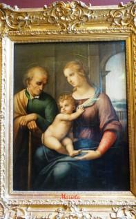 Sagrada familia de Rafael