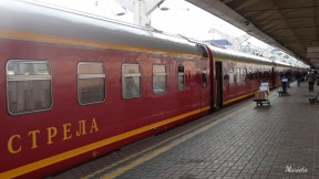 Estación de Leningradskiy