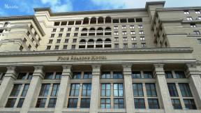 El lujoso hotel Four Season