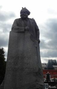 Monumento a Carlos Marx