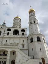 Catedral del Arcángel y Campanario de Ivan el Grande